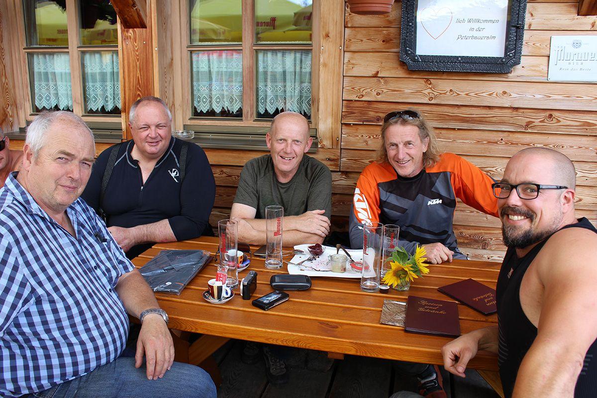 Orangemountain Adventurebike Gipfeltreffen - Rückblick 2018