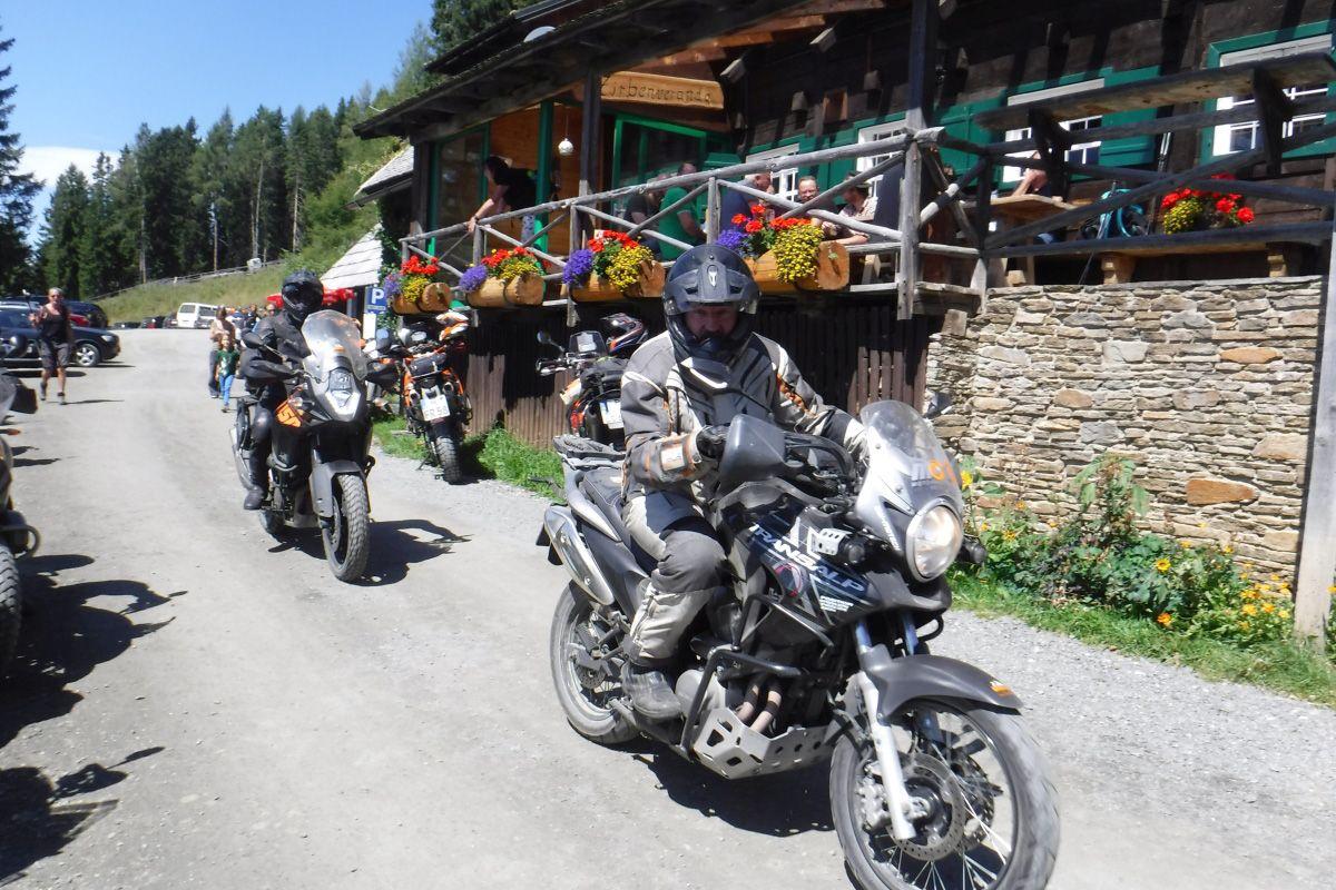 Orangemountain Adventurebike Gipfeltreffen - Rückblick 2019