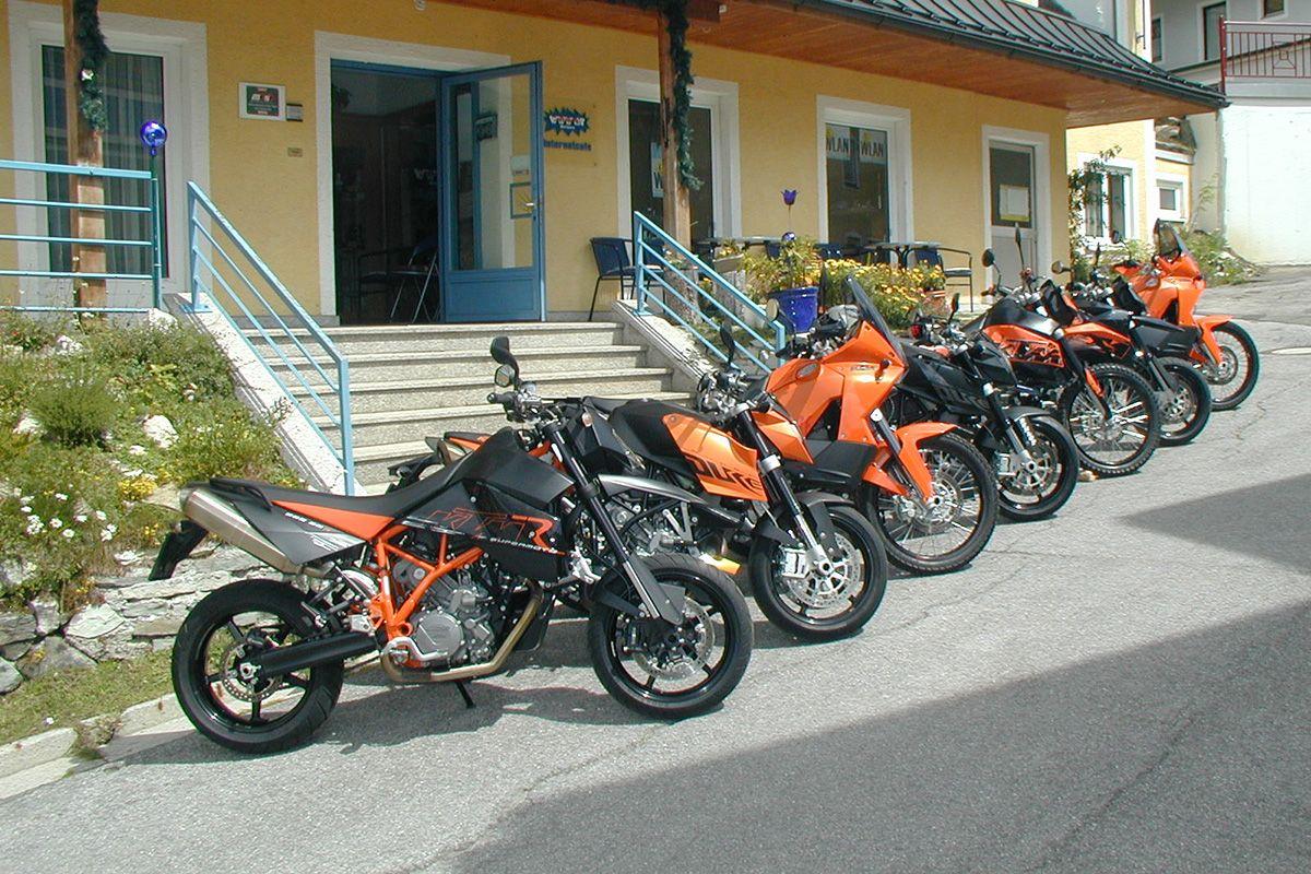 Orangemountain Adventurebike Gipfeltreffen - Hotel Solaria