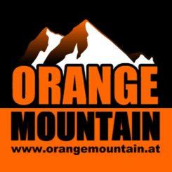 Orangemountain Adventurebike Gipfeltreffen - Logo